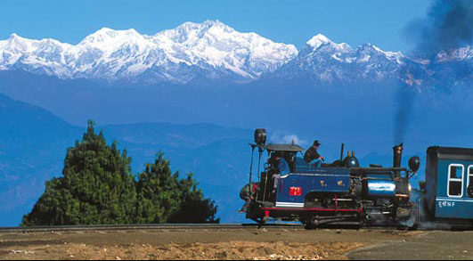 Toy Train of Darjeeling - West Bengal