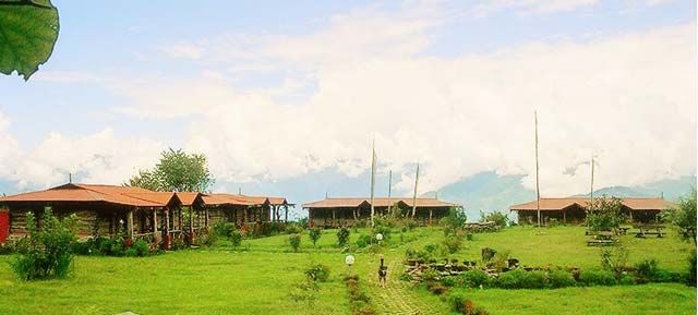 Mount Narsing Resort at Ravangla