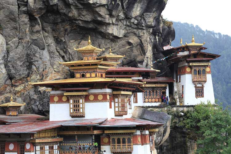 Short Trip to Bhutan FIFO