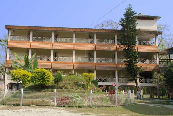 WBTDC Jaldapara Tourist Lodge