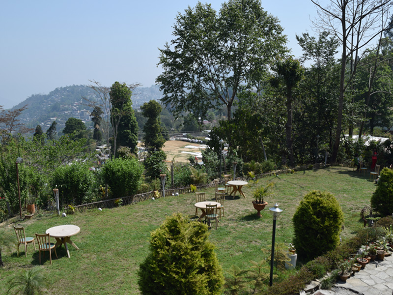 Summit Garden Retreat & Spa Kalimpong
