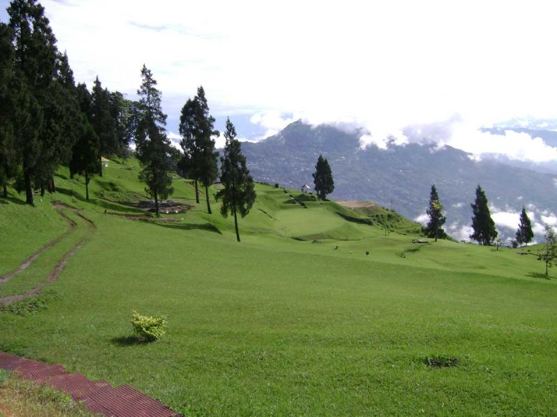 Kalimpong Golf Course