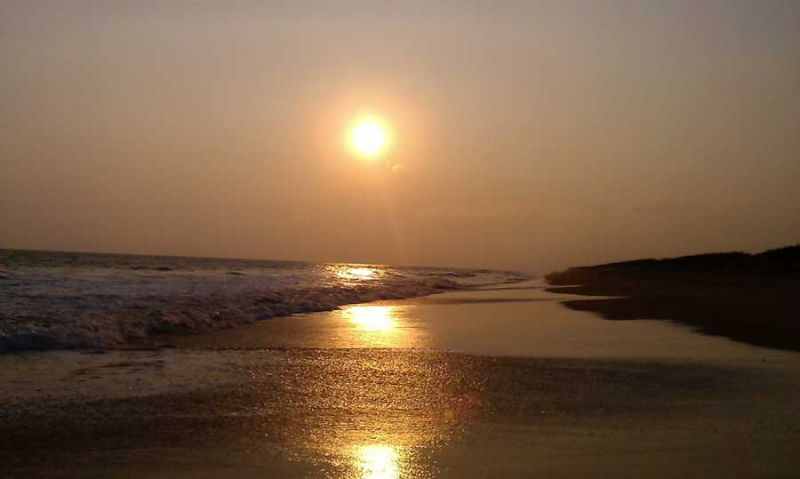 Sea Beach of Odisha