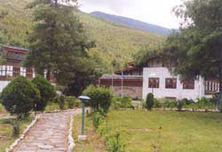 Photograph of the hotel