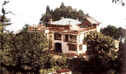 Lepchajagat forest bungalow
