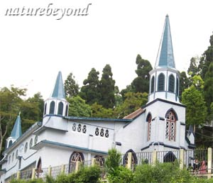 kurseong church